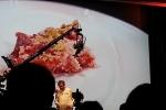 Tartare de Mickael Jonsson omnivore Paris 2013